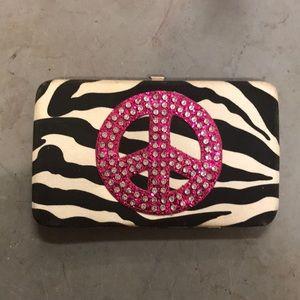 Zebra peace wallet